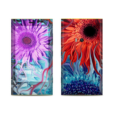 Nokia Lumia 920 Skin - Deep Water Daisy Dance