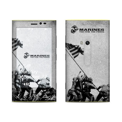 Nokia Lumia 920 Skin - Flag Raise