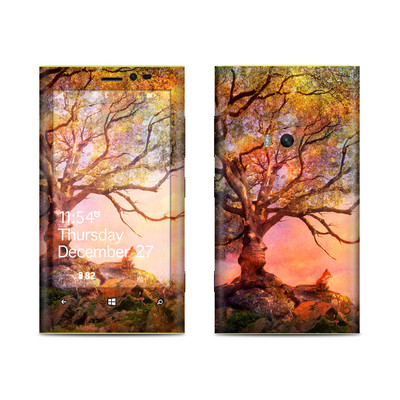 Nokia Lumia 920 Skin - Fox Sunset