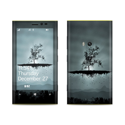 Nokia Lumia 920 Skin - Flying Tree Black