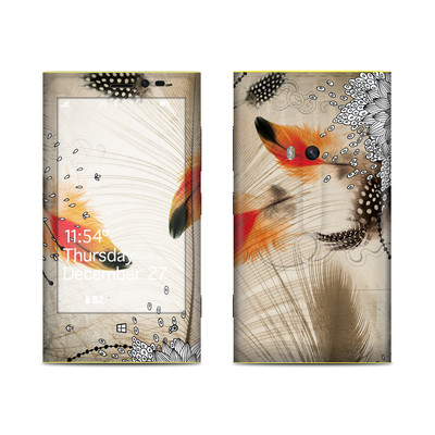 Nokia Lumia 920 Skin - Feather Dance