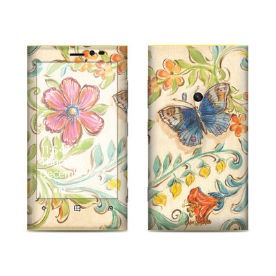 Nokia Lumia 920 Skin - Garden Scroll