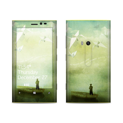 Nokia Lumia 920 Skin - If Wishes