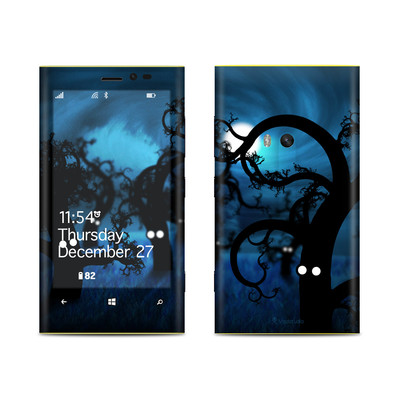 Nokia Lumia 920 Skin - Midnight Forest