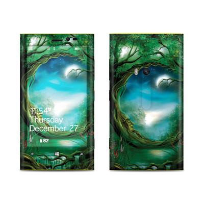 Nokia Lumia 920 Skin - Moon Tree