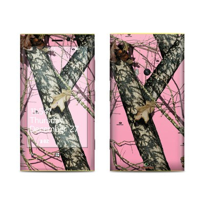Nokia Lumia 920 Skin - Break-Up Pink