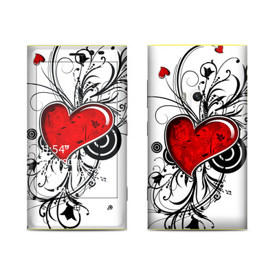 Nokia Lumia 920 Skin - My Heart