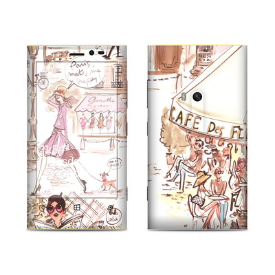 Nokia Lumia 920 Skin - Paris Makes Me Happy