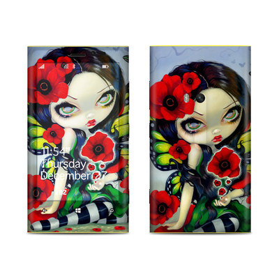 Nokia Lumia 920 Skin - Poppy Magic