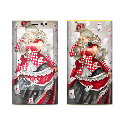 Nokia Lumia 920 Skin - Queen Of Cards