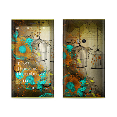 Nokia Lumia 920 Skin - Rusty Lace