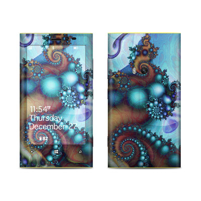 Nokia Lumia 920 Skin - Sea Jewel