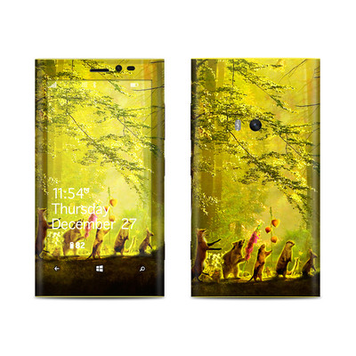 Nokia Lumia 920 Skin - Secret Parade