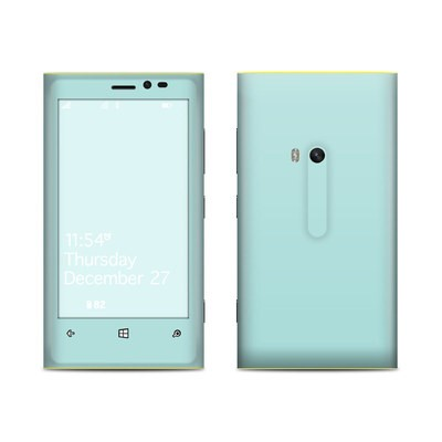 Nokia Lumia 920 Skin - Solid State Mint