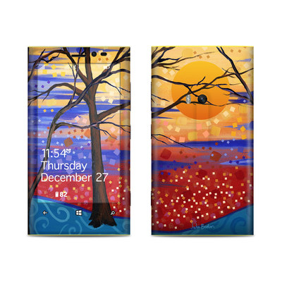 Nokia Lumia 920 Skin - Sunset Moon
