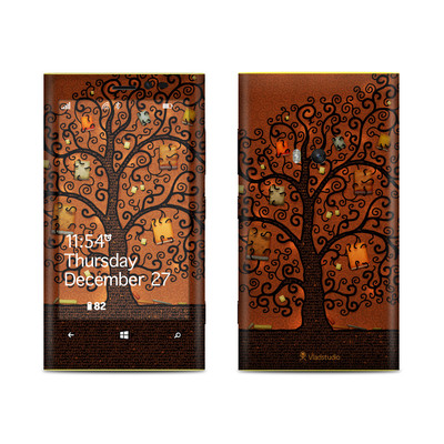 Nokia Lumia 920 Skin - Tree Of Books