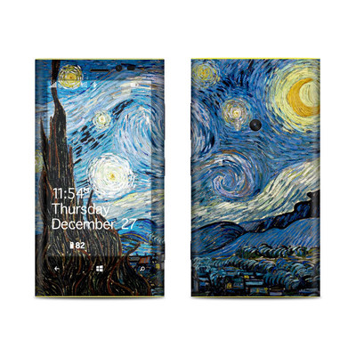 Nokia Lumia 920 Skin - Starry Night