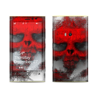 Nokia Lumia 920 Skin - War Light