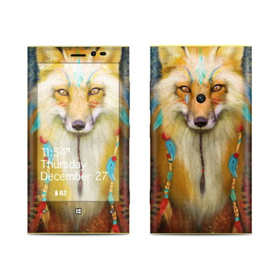 Nokia Lumia 920 Skin - Wise Fox