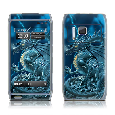 Nokia N8 Skin - Abolisher
