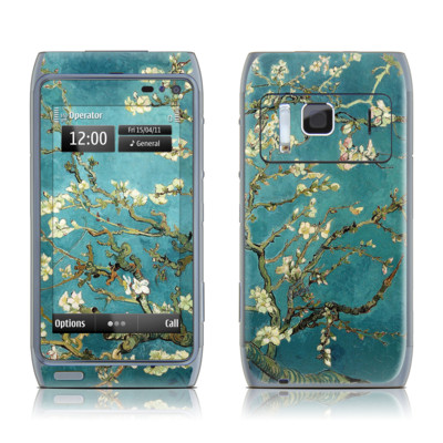 Nokia N8 Skin - Blossoming Almond Tree