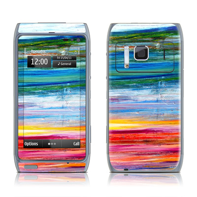 Nokia N8 Skin - Waterfall