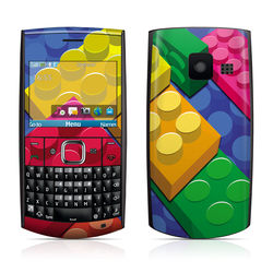 Nokia X2-01 Skin - Bricks