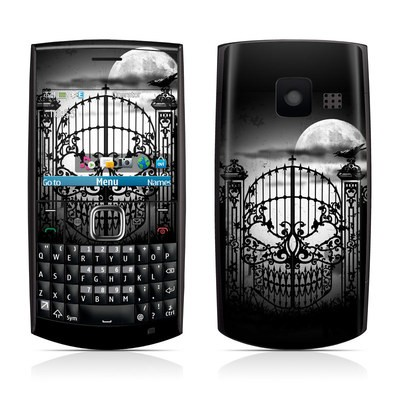 Nokia X2-01 Skin - Abandon Hope