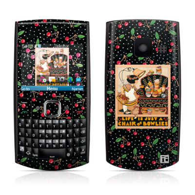 Nokia X2-01 Skin - Chair of Bowlies