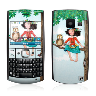 Nokia X2-01 Skin - Never Alone