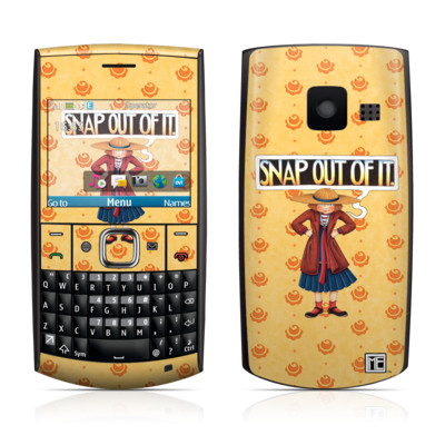 Nokia X2-01 Skin - Snap Out Of It