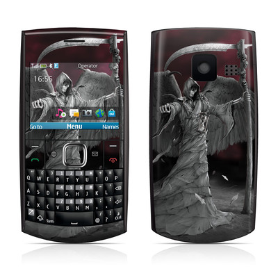 Nokia X2-01 Skin - Time is Up