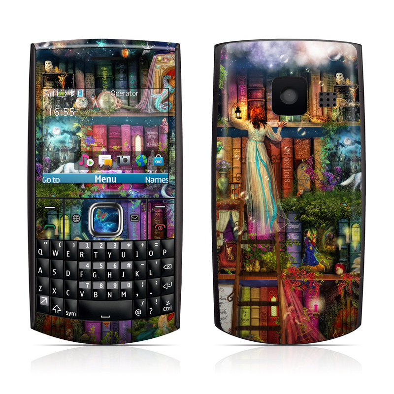 Nokia X2-01 Skin - Treasure Hunt by Aimee Stewart | DecalGirl