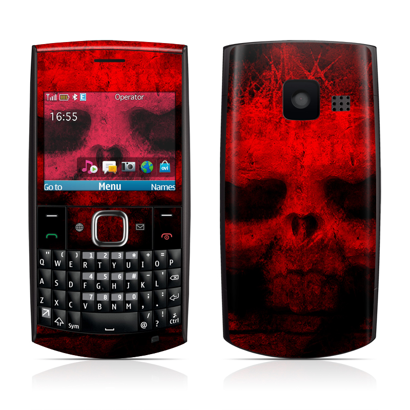nokia x2 01 skin war by gaming decalgirl rh decalgirl com Nokia X Nokia C2