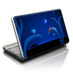 Netbook Skin - Alien and Chameleon