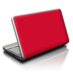 Netbook Skin - Solid State Red