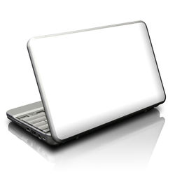 Netbook Skin - Solid State White
