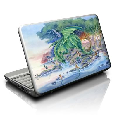 Netbook Skin - Of Air And Sea