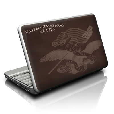 Netbook Skin - Army Preserved