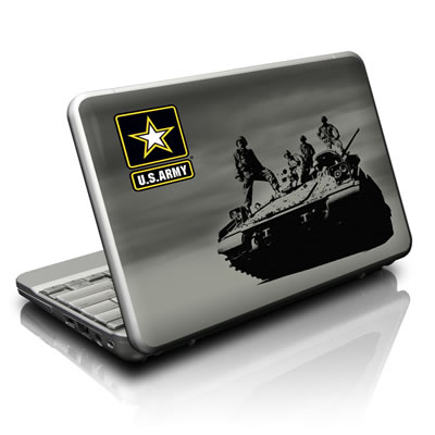 Netbook Skin - Army Troop