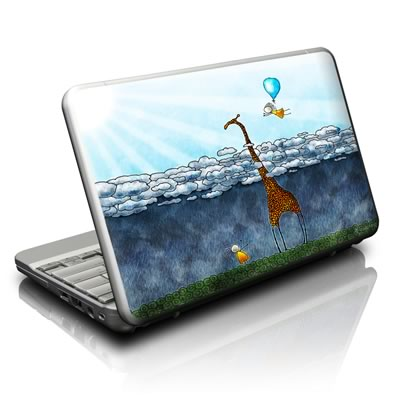 Netbook Skin - Above The Clouds