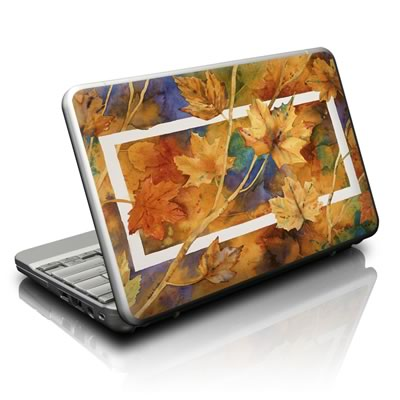 Netbook Skin - Autumn Days