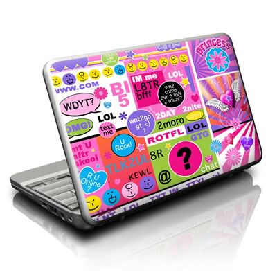 Netbook Skin - BFF Girl Talk