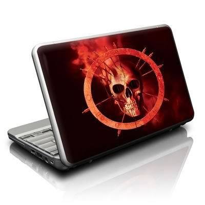 Netbook Skin - Blood Ring