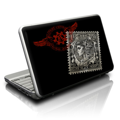 Netbook Skin - Black Penny
