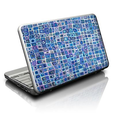 Netbook Skin - Blue Monday