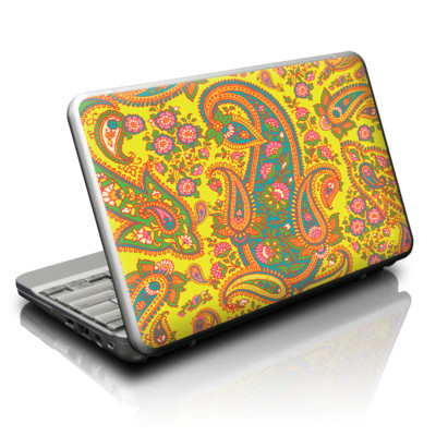 Netbook Skin - Bombay Chartreuse