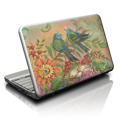Netbook Skin - Splendid Botanical