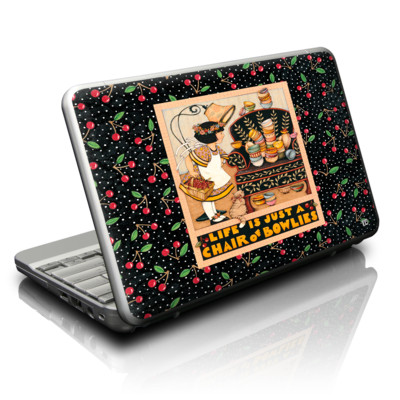 Netbook Skin - Chair of Bowlies