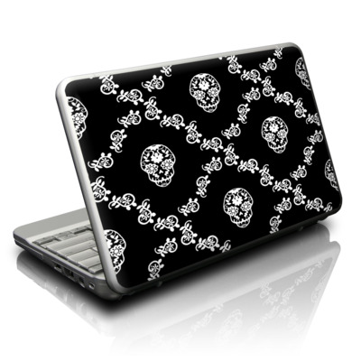 Netbook Skin - Calavera Lattice